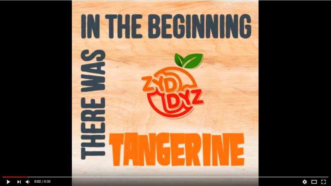 Zyddyz-TangerineVid